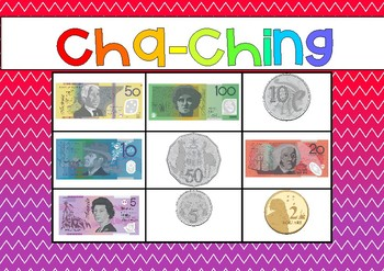 Cha-Ching! Australian Money Games