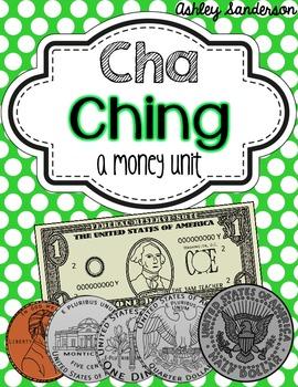 Cha Ching {a money unit}