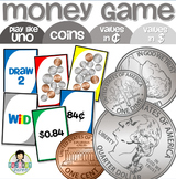 Counting Money Game *JR. EDITION* Coins up to Quarter