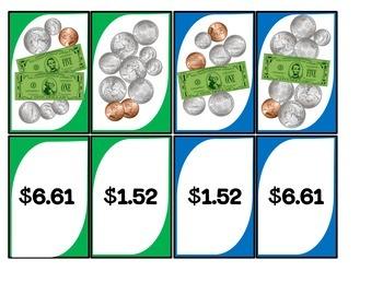 Cha-ching!! A Money Game *Jr. & Regular Edition BUNDLE*