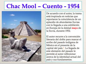 Chac Mool - AP Spanish Literature and AP Spanish Language Belleza y Estética