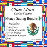 Chac Mool por Carlos Fuentes + bonus (Mayas slideshow and