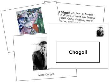 Chagall (Marc) Art Book