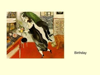 Chagall's Dreams Presentation