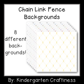 Chain Link Fence Backgrounds