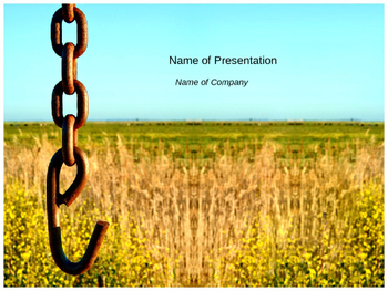Chain PPT Template
