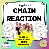 Chain Reaction Activity and Foldable