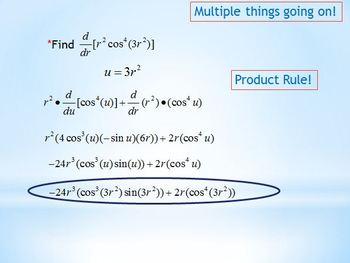 Chain Rule (PP)