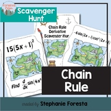Chain Rule Scavenger Hunt