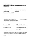 Foundations of Civilization: Review Notes