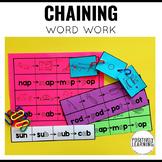 Word Chaining CVC Center