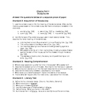 Chains Part II Study Guide