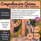 Chains Quizzes