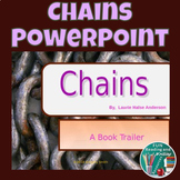 Chains by Laurie Halse Anderson PowerPoint