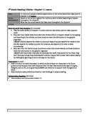 Chains, by Laurie Halse Anderson - Chapter 11 Lesson Plan & Worksheet