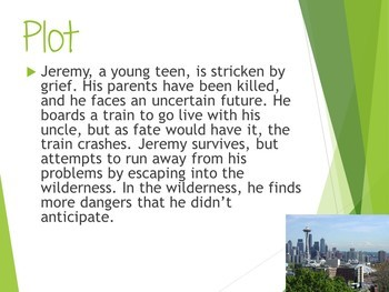 The Hideout by Peg Kehret PowerPoint