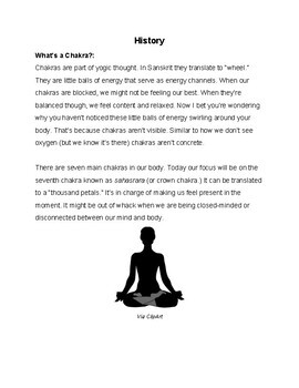 Chakra Unit: Crown Chakra for Kids 1.7