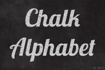 Chalk Alphabet Clip Art 81 PNG Images Letters Numbers with Background