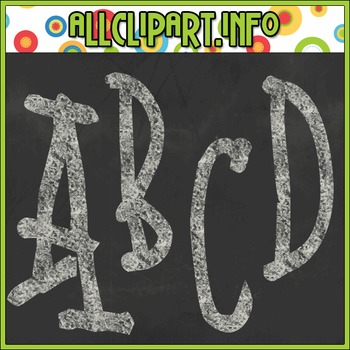 Chalk Alphas (White)
