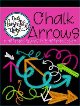 Chalk Arrows