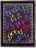 Chalk Board Digital Print