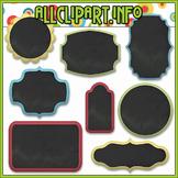 Chalk Board Frame Elements