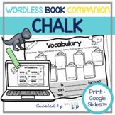 Chalk Book Companion for Speech Therapy | Printable & Goog