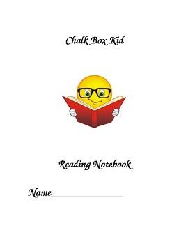 Chalk Box Kid Comprehension Questions