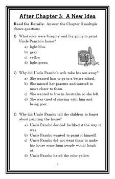Chalk Box Kid | Paint Brush Kid Bundle (Clyde Robert Bulla) 2 Novel Studies