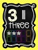 Chalk & Brights Classroom Numbers