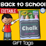 Chalk Full of Fun Editable Stickers