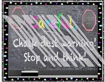 Chalk It Up To Good Behavior classroom management system