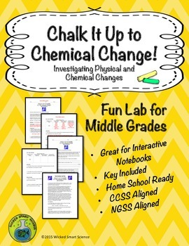 Chalk It Up to Chemical Change