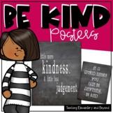 Chalk Kindness Posters