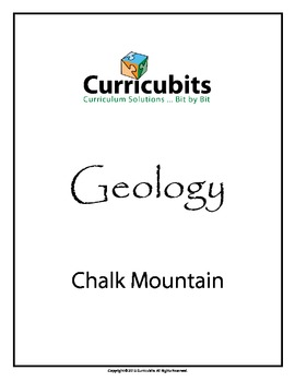 Chalk Mountain | Theme: Geology | Scripted Afterschool Activity