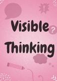 Visible Thinking Display Poster