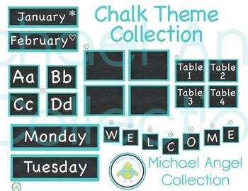 Chalk Theme Collection