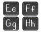Chalk Word Wall Letter Headers