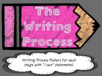 Chalk Writing Process