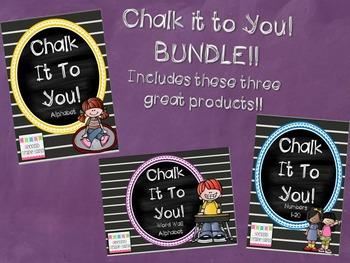 Chalk it to You! { Bundle }