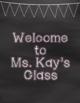 Chalkboard Background Frames {commercial use}