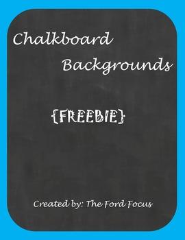 Chalkboard Backgrounds--{FREEBIE}
