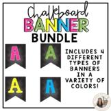 Chalkboard Banner {Growing} Bundle