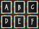 Chalkboard Bright Letter Sets