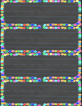 Chalkboard Bundle