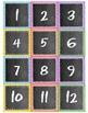 Kalenderkort (Engelsk)