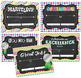 Certificates - Chalkboard Set