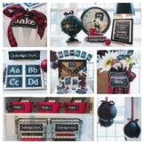 Chalkboard Charm - Stylish Classroom Decor and Organization