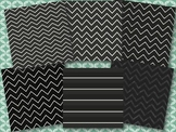 Chalkboard Chevron Papers