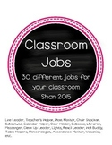 Chalkboard Circle Frames Jobs/Leadership Roles